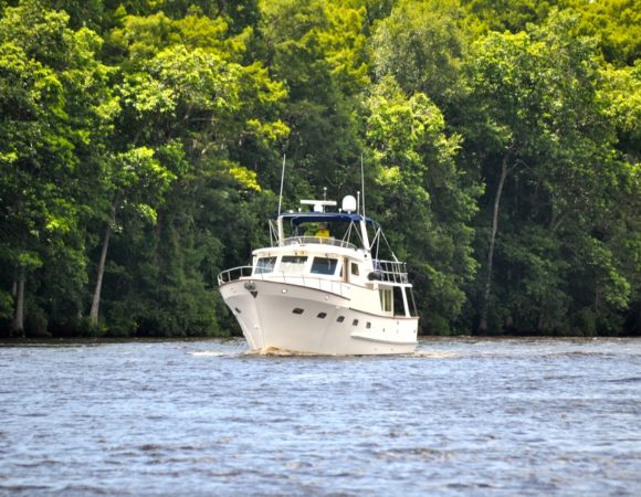 Boat Insurance for Travelers on the Ohio River
