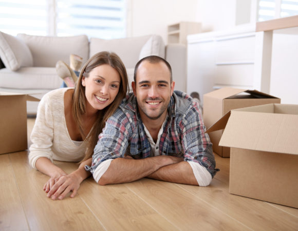 Happy Renters with Renters Insurance