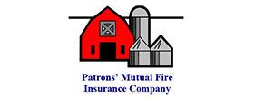 Patrons' Mutual Fire Insurance Company Logo